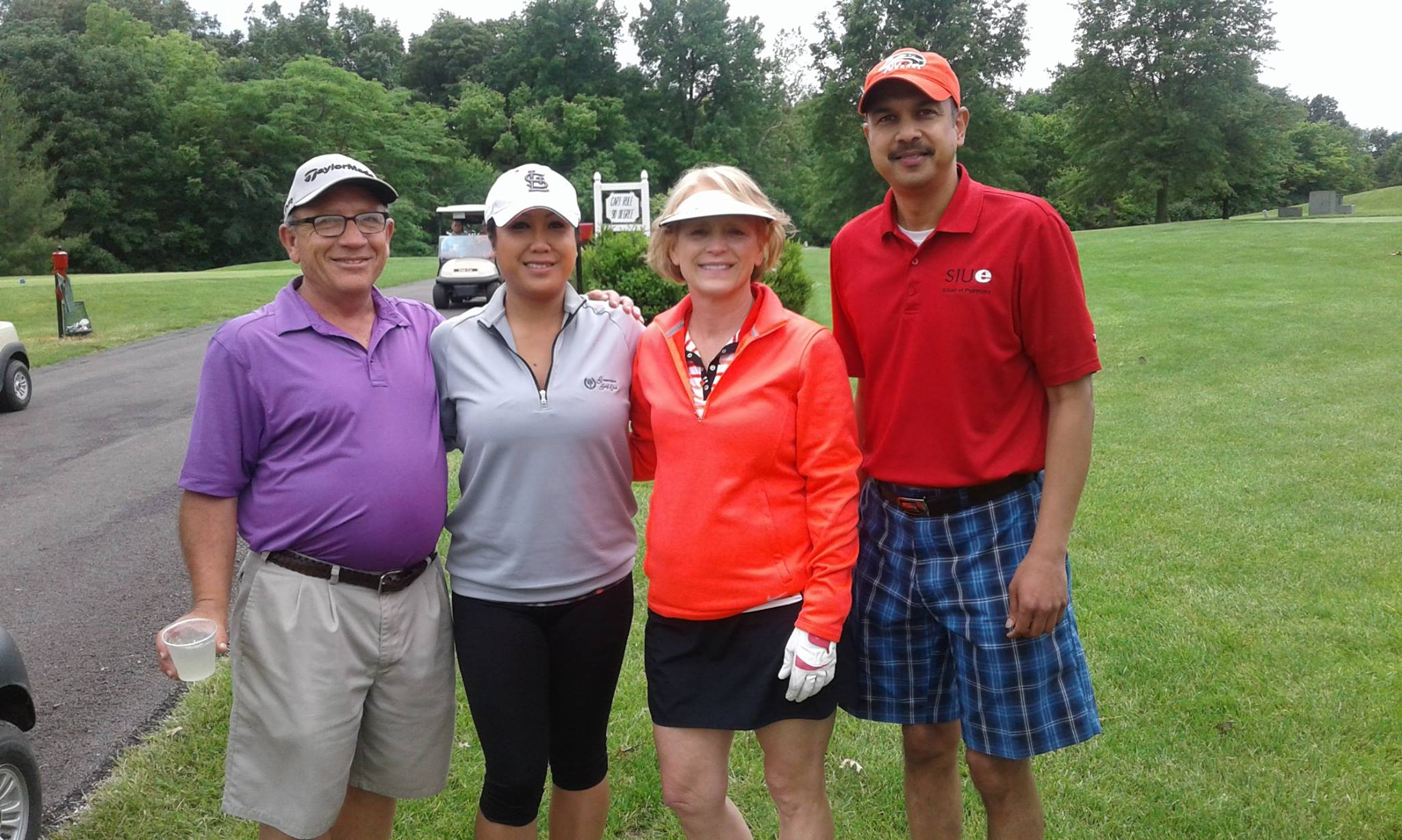 Scott Credit Union Golf Event